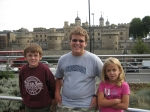 Outside the tower of London 9/14/07