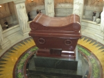 Napoleans tomb  (where almost all of him is buried!)