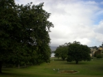 The grounds at Port Arthur