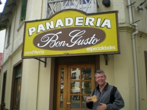 The Worlds best Bakery. Bariloche Argentina